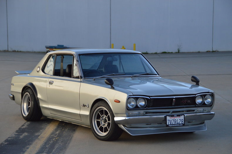 International Vehicle Importers >> 1971 Nissan Skyline 2000GTX