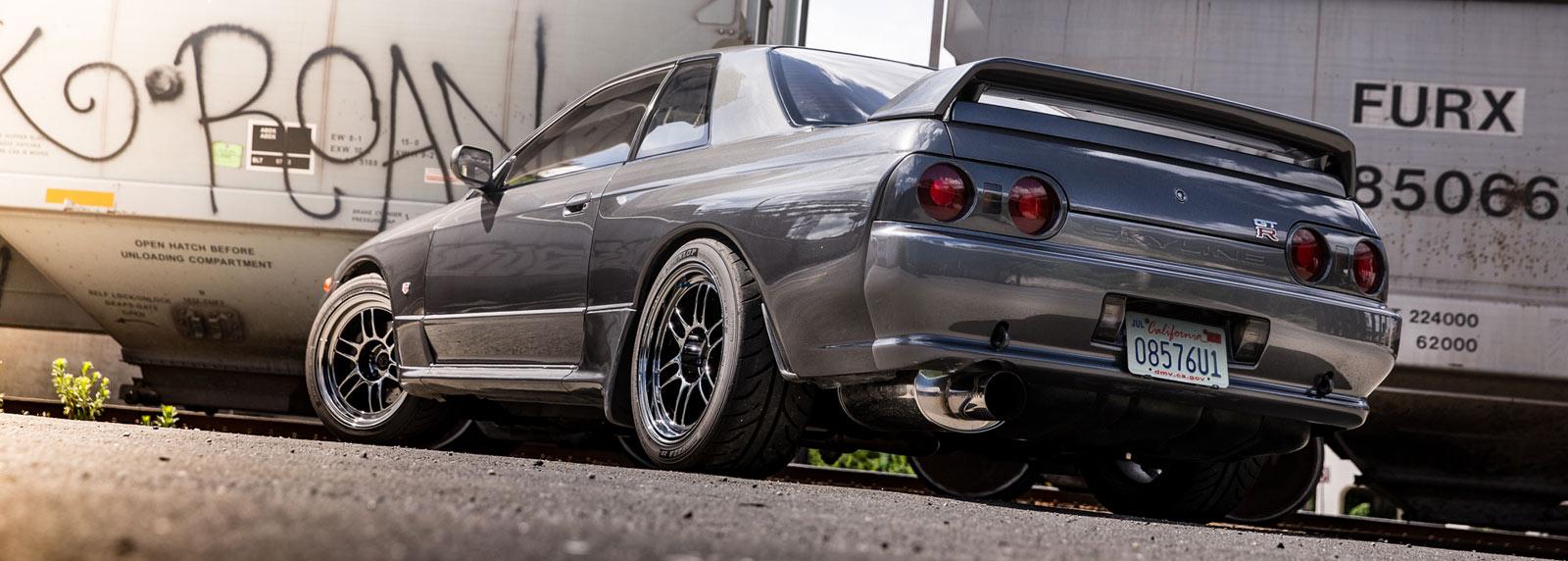 California legal Nissan Skyline