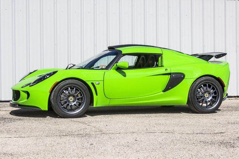 2009 Lotus Exige S260