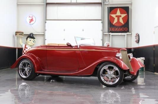 2005 ASVE 1934 Ford