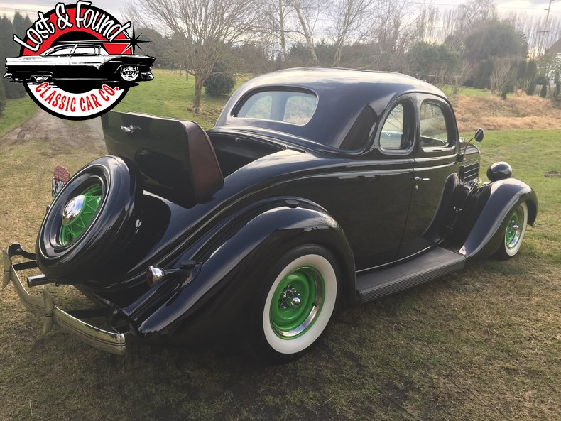 1935 Ford Business Coupe 1935 Ford Business Coupe ... : 1935 ford car - markmcfarlin.com