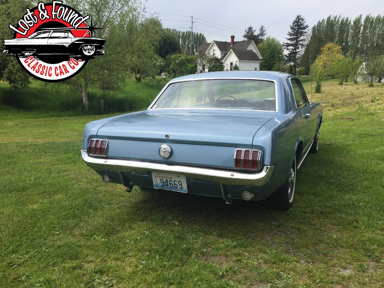 1966 1966 Ford mustang 289 v-8 For Sale