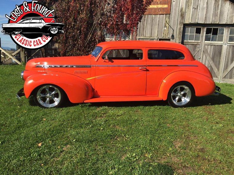 Chevrolet Door Sedan Lost Found Classic Car Co