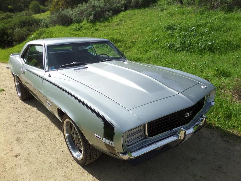 Chevrolet Camaro Laguna Classic Cars Automotive Art - 1969 classic cars