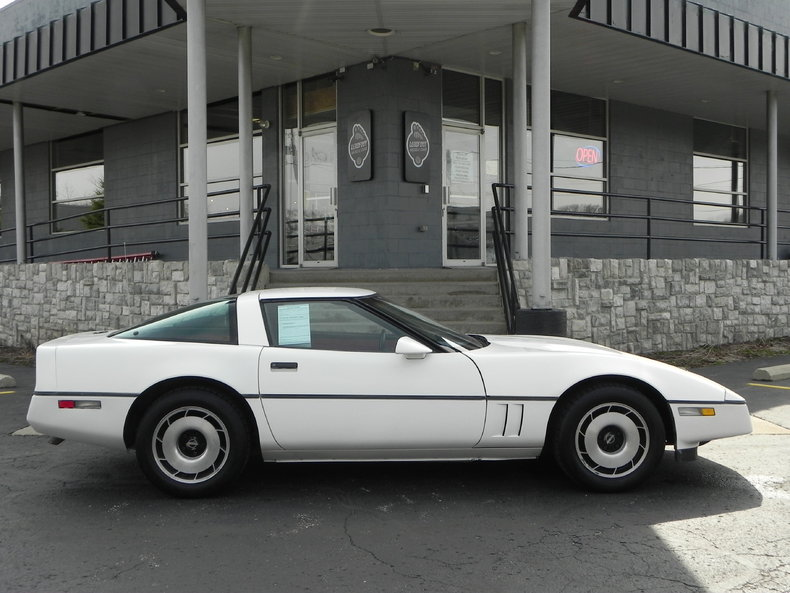 1984 1984 Chevrolet Corvette For Sale