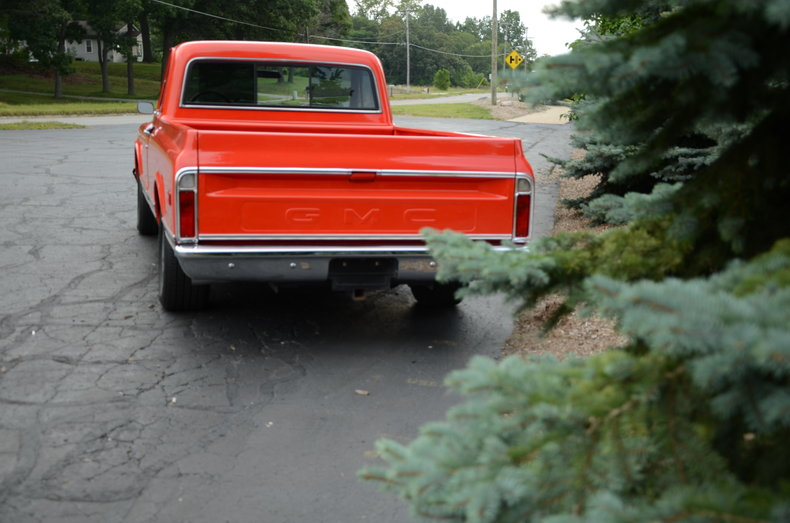 1970 1970 GMC 1/2 Ton Pickup For Sale