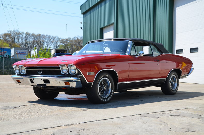 1968 1968 Chevrolet Chevelle For Sale