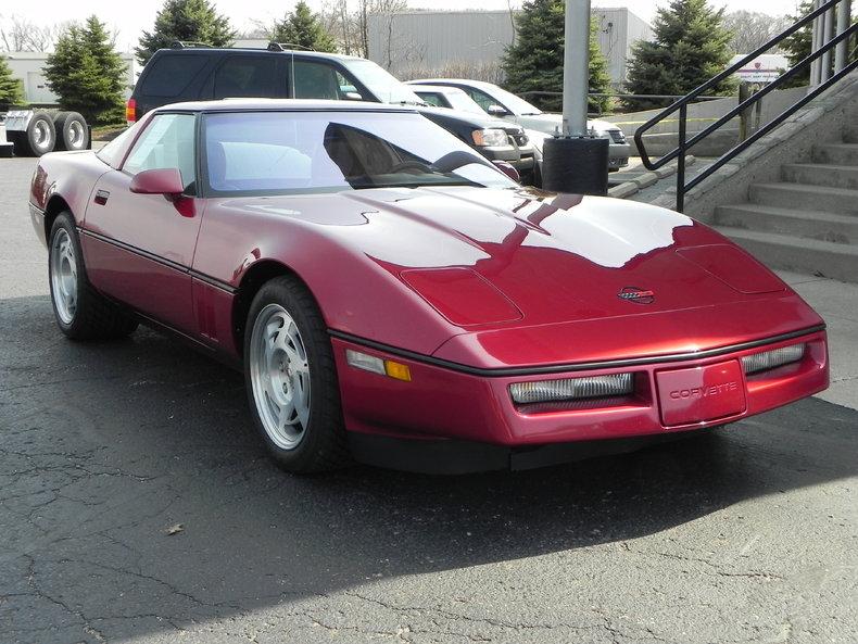 1990 1990 Chevrolet Corvette For Sale