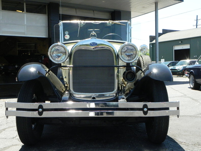 1980 1980 Shay Model A Reproduction For Sale