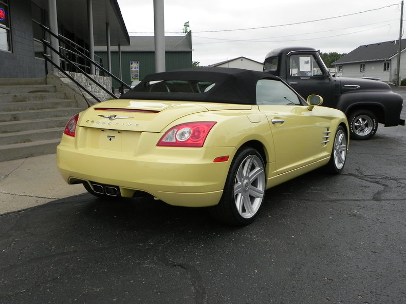 2006 2006 Chrysler Crossfire For Sale