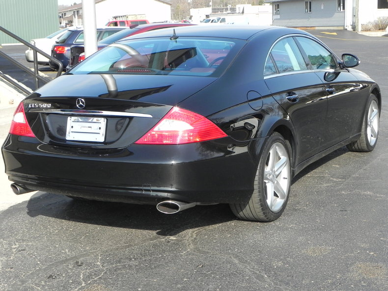 2006 2006 Mercedes-Benz CLS500 For Sale