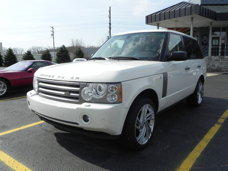 2006 2006 Land Rover Range Rover For Sale