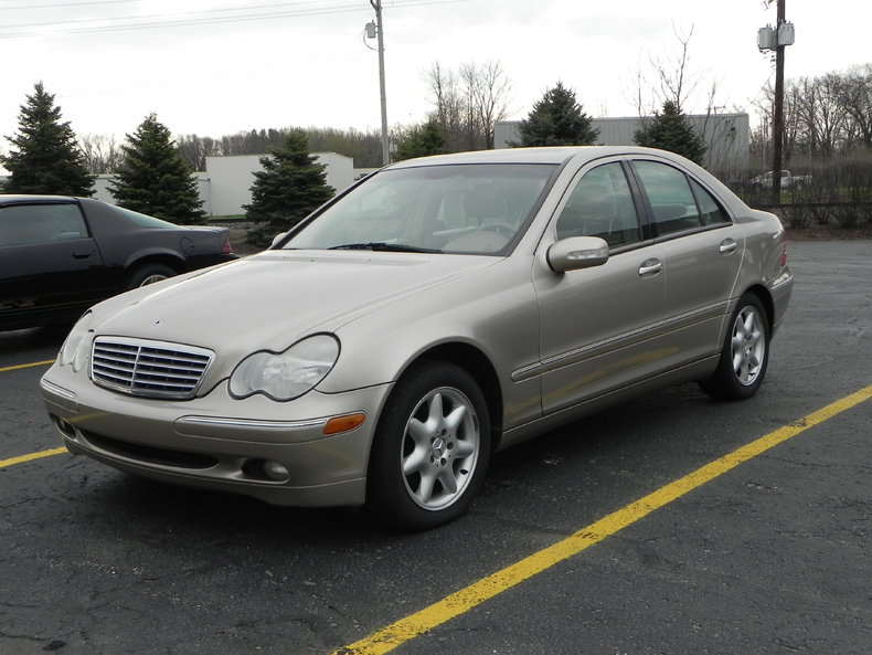 2003 2003 Mercedes-Benz C240 For Sale