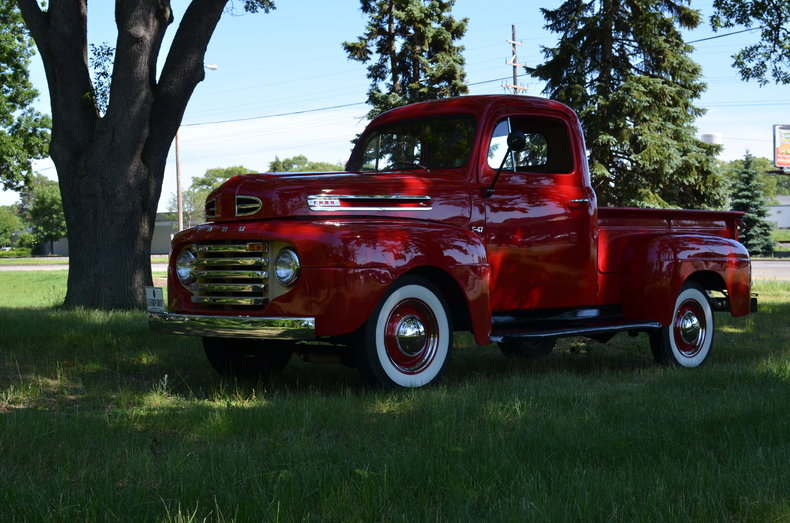1948 Ford F1 Leadfoot Musclecars