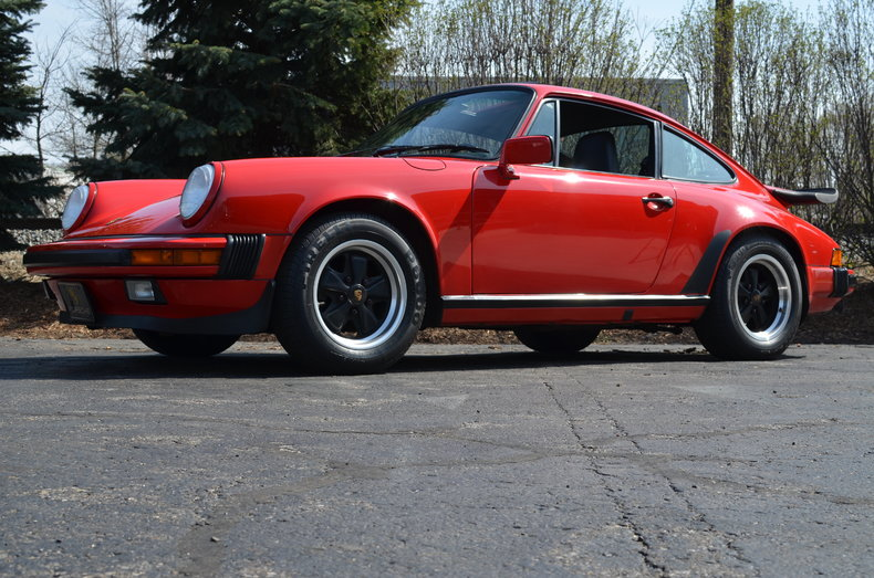 1987 1987 Porsche 911 For Sale