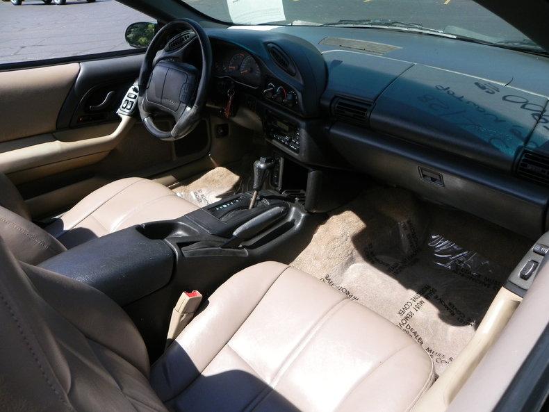 1995 1995 Chevrolet Camaro For Sale