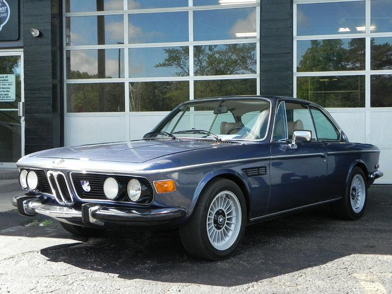 1975 BMW 3.0CS