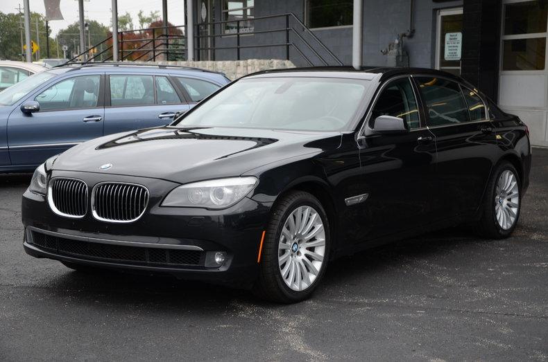 2012 BMW 750li