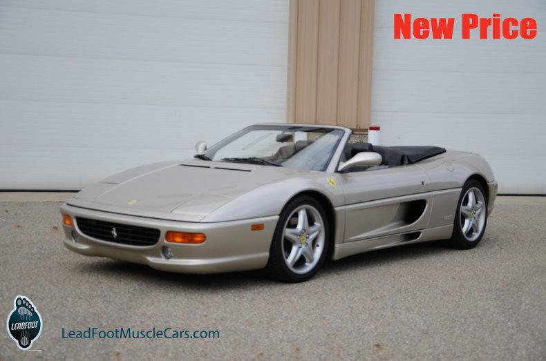 1999 Ferrari 355