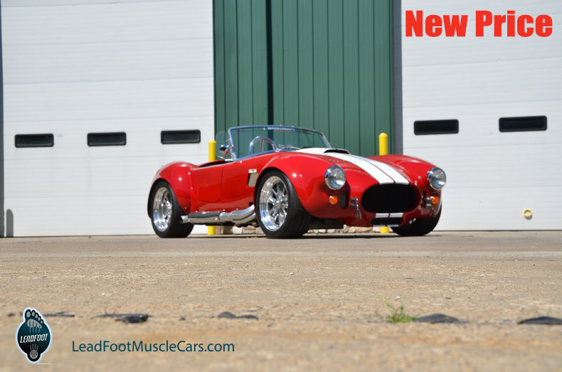 2011 Backdraft Cobra