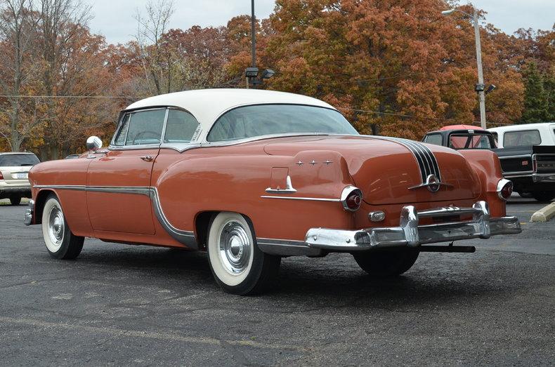 1954 Pontiac Star Chief Leadfoot Musclecars