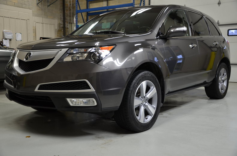 2011 acura mdx leadfoot musclecars. Black Bedroom Furniture Sets. Home Design Ideas