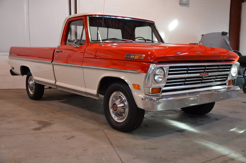 6 Door Ford Truck >> 1968 Ford Ranger | Leadfoot MuscleCars