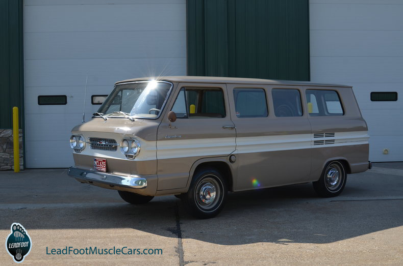 1962 Chevrolet Greenbrier