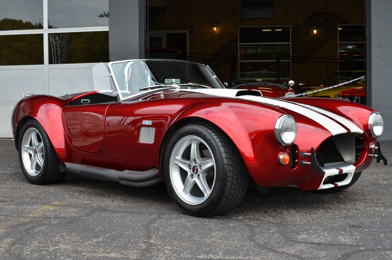 2001 Factory Five Cobra