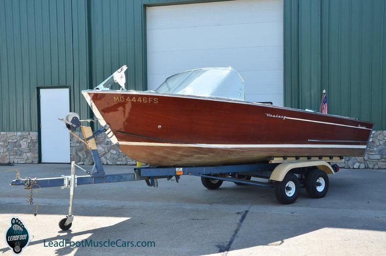 1965 Century Boat