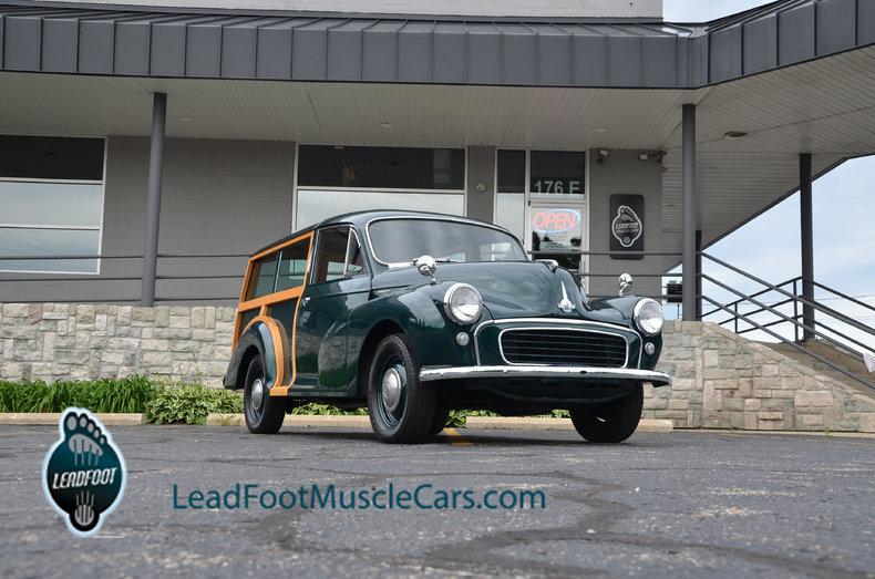1959 Morris Minor