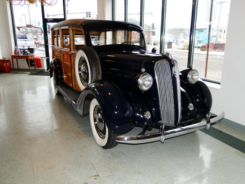 1937 Plymouth PT 50
