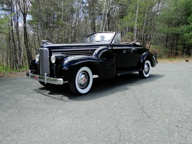 Lasalle Door Convertible Coupe Legendary Motors Classic