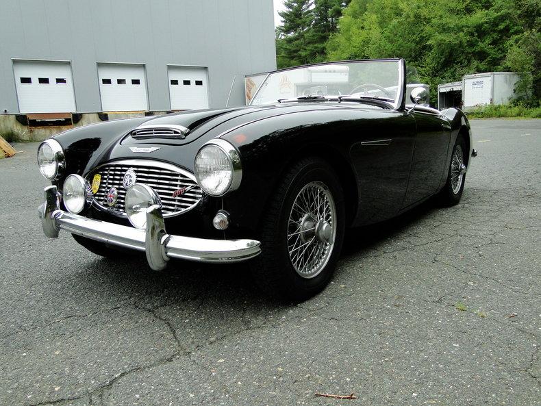 1961 Austin-Healey 3000 MK I BN7