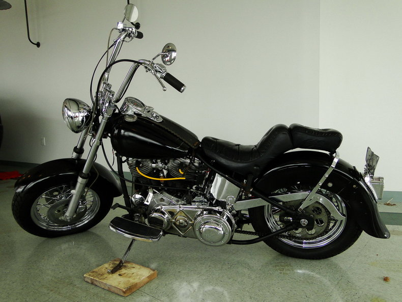 1963 Harley Davidson Panhead