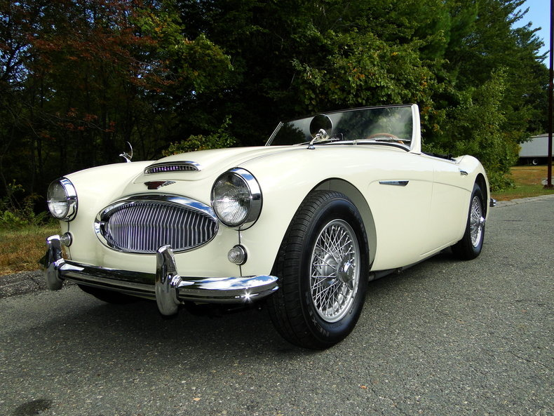 1962 Austin-Healey 3000 MKII BN7