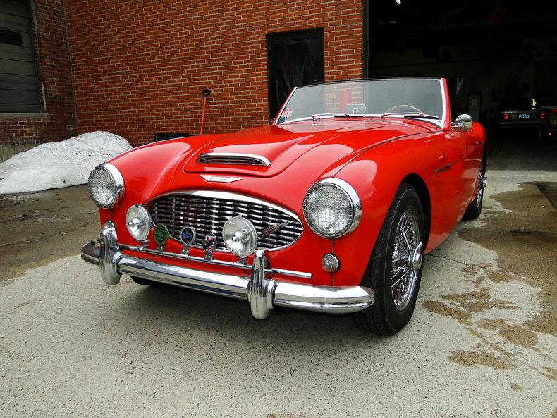1960 Austin-Healey 3000 MK I BN7