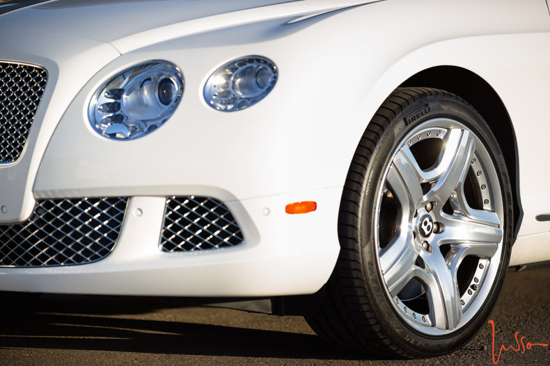 2012 2012 Bentley Continental For Sale