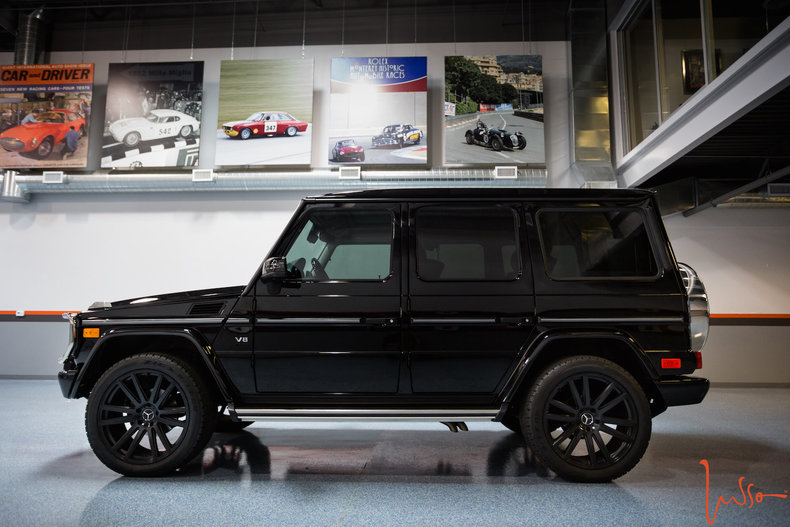 2014 2014 Mercedes-Benz G Wagon For Sale