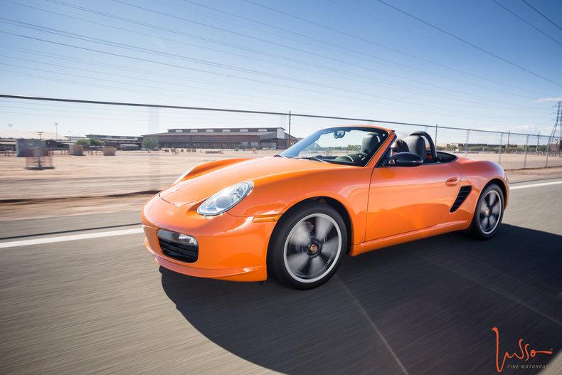 2008 2008 Porsche Boxster For Sale