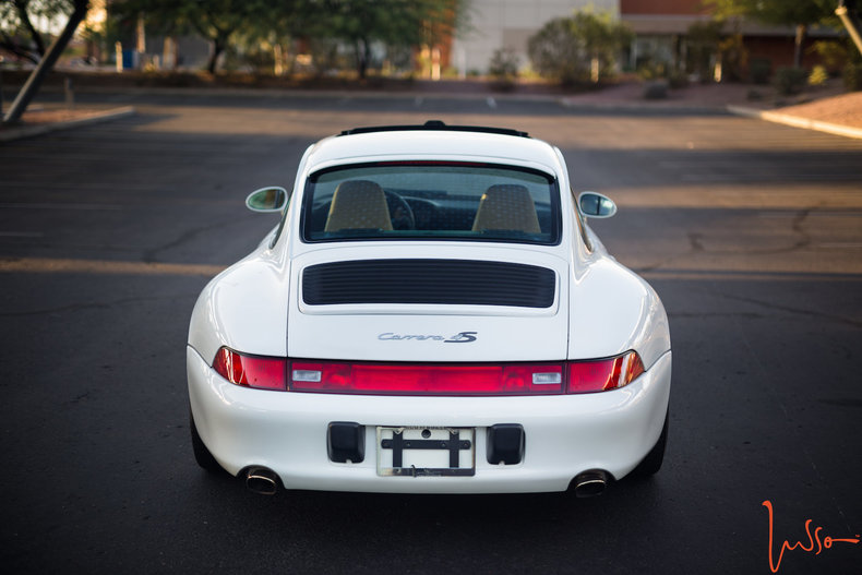 1996 1996 Porsche 911 For Sale