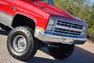1985 Chevrolet K-10