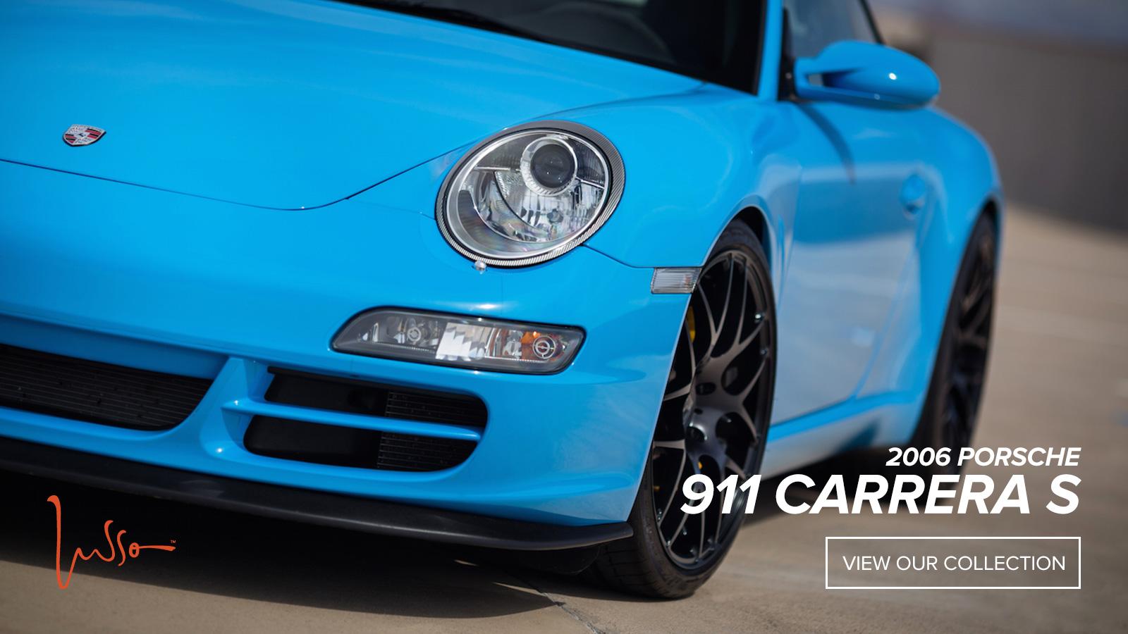 Lusso - 206 Porsche 911