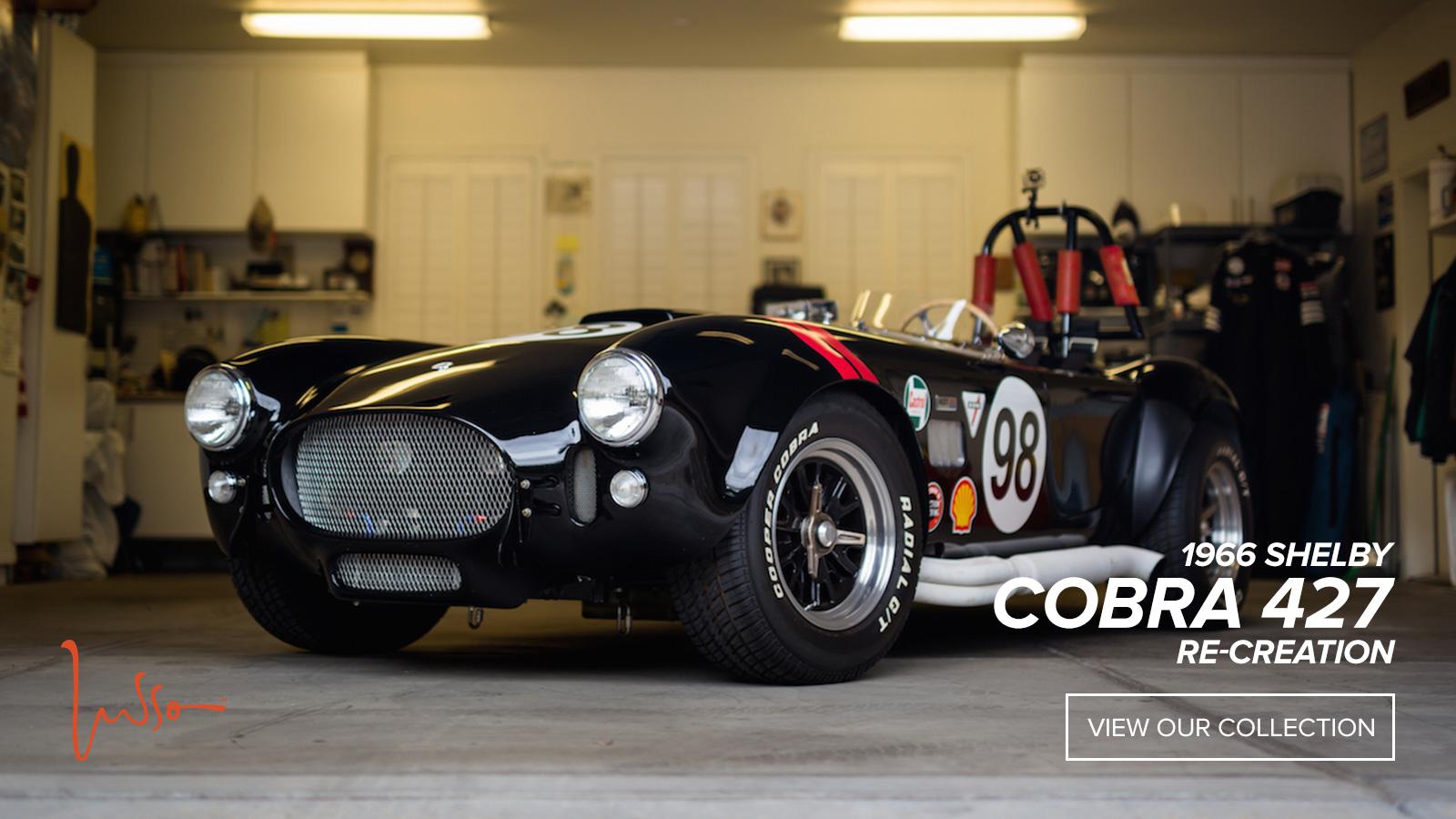 Lusso - 1966 Shelby Cobra 427