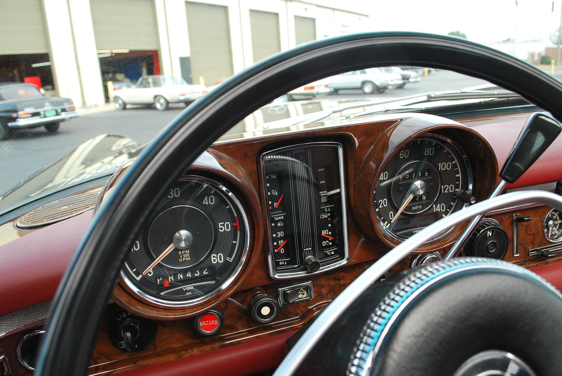 1972 Mercedes Benz 600 Mbclassics