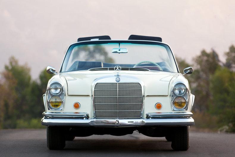 1967 Mercedes-Benz 300SE