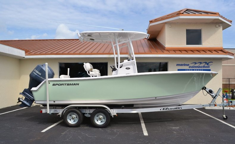 New 2015 Sportsman Open 212 Center Console boat for sale in West Palm Beach, FL