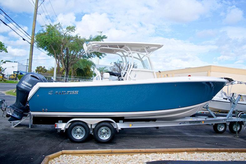 New 2015 Sailfish 270 CC Center Console boat for sale in Miami, FL