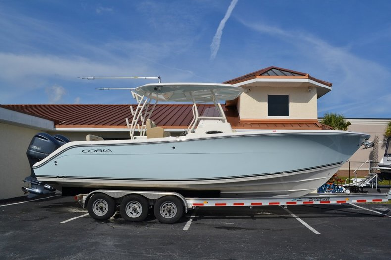 2015 Cobia 296 Center Console boat for sale in West Palm Beach, FL
