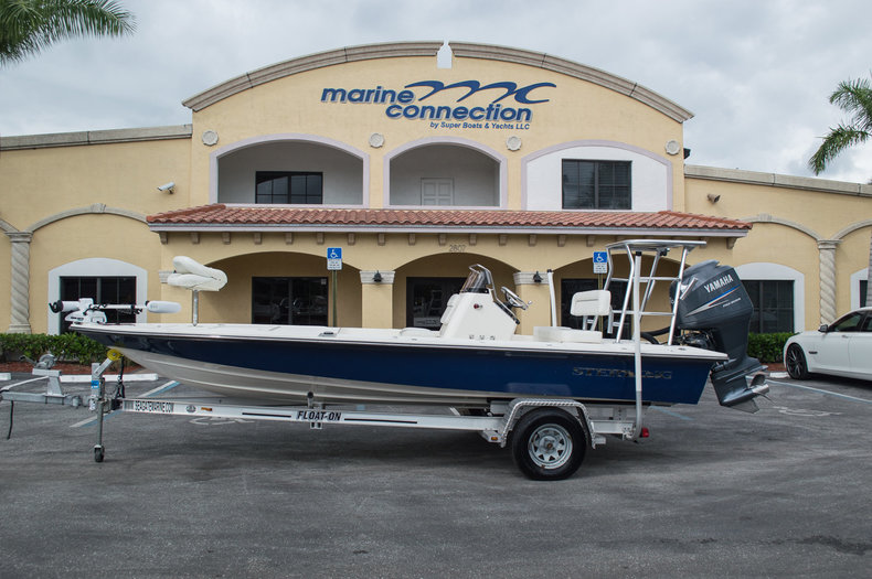 Used 2008 Sterling 200XS boat for sale in West Palm Beach, FL